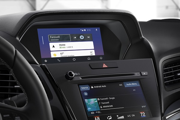 Acura ILX 2019 gets Apple CarPlay and Android Auto integration