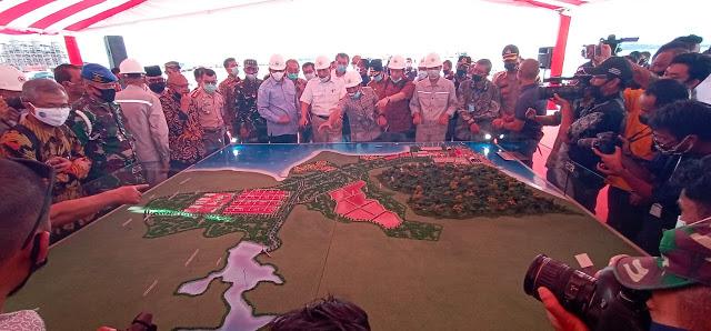 Lagi, Pabrik Bauksit di Bintan akan Pekerjakan 1800 TKA China