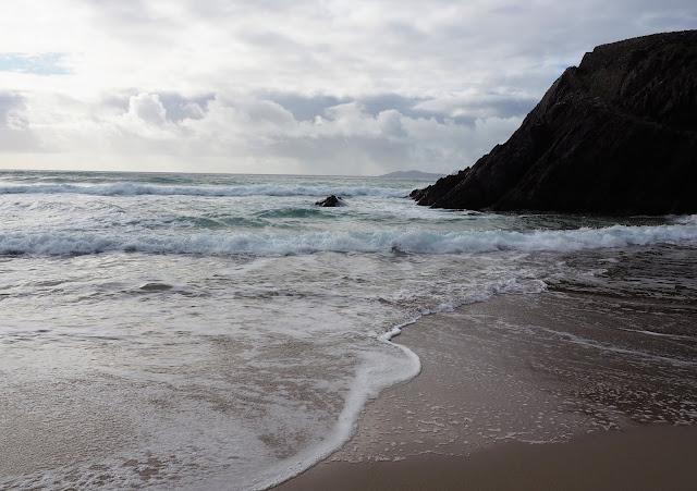 Irlannin tuliaiset, Irlanti, muistoja, kerry, kaunis irlanti, atlantti, vihreat niityt, vihrea saari, dingle peninsula, hiekkaranta, aallot
