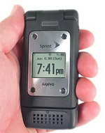 Sprint Sanyo PRO-700 Review