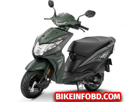 Honda Dio Price in BD