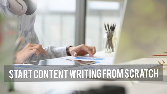 What is content writing, Content writing tutorials Starting Now