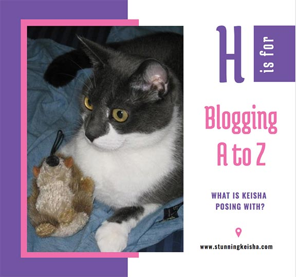 Blogging From A to Z: H is for …
