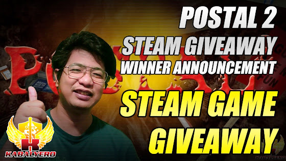 Postal 2 Steam Giveaway  - Winner Announcement - Congratulations