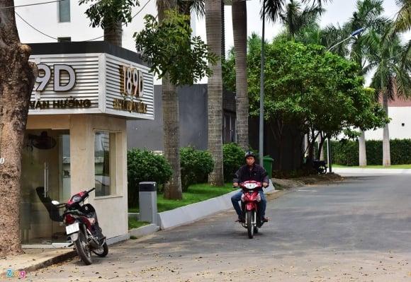 Biệt thự ở Thảo Điền bịt kín lối ra bờ sông Sài Gòn ảnh 13