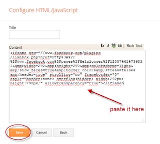 javascript html gadget