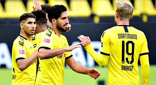 Emre Can from Dortmund revealed to be coronavirus