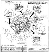 repair-manuals: Mazda MX3 V6 1995 Repair Manual