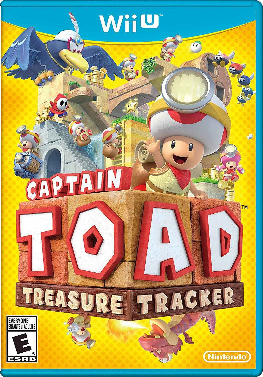 Captain Toad Treasure Tracker Wii U ISO