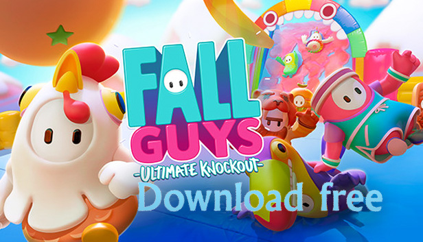Download fall guys PC and cracked