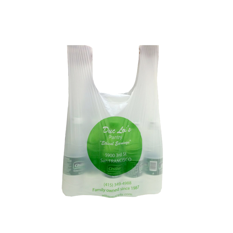 Petop Hotel Supply: 100% Corn-starch Biodegradable Plastic Bags