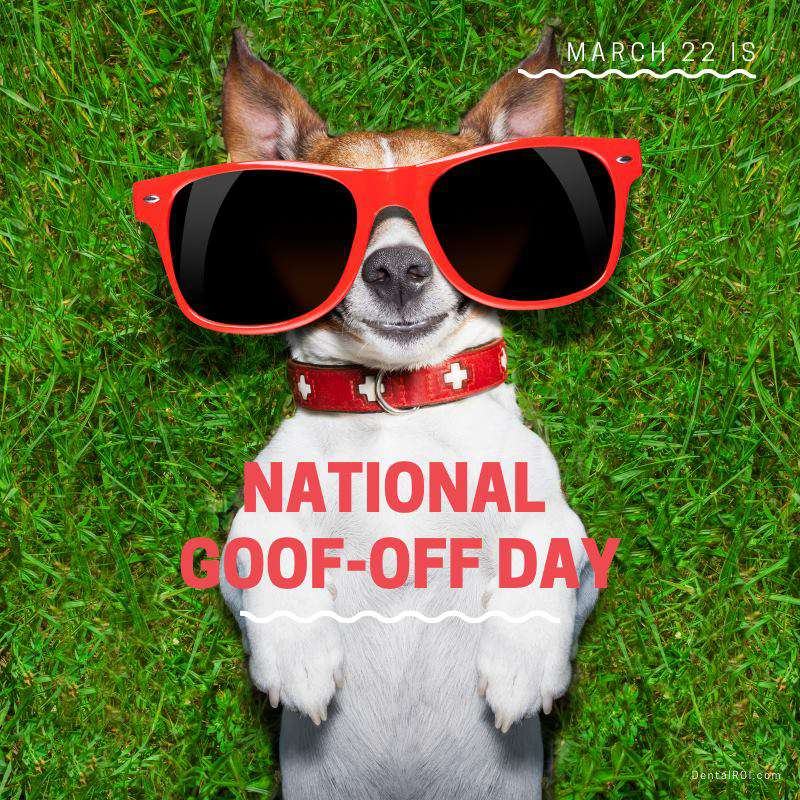 National Goof Off Day Wishes Sweet Images