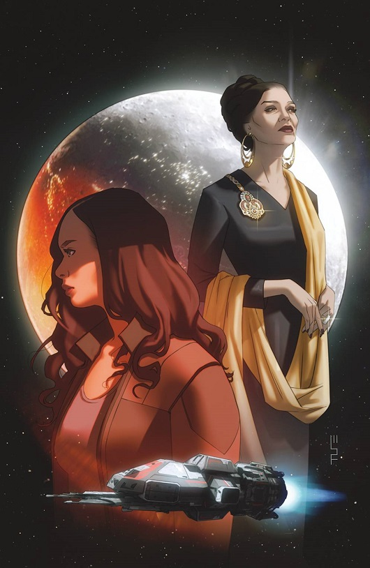 Cover of Expanse #1