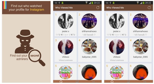 Aplikasi Android Membantu Melihat Stalking Instagram Kamu