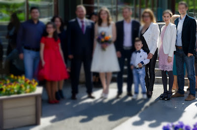 O alternativa in vestimentatia de nunta.
