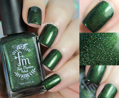 Fair Maiden Polish Merry Grinchmas | Merry Grinchmas Collection