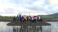 Kemah mangrove - selfie