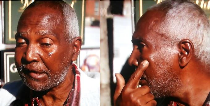 Atracadores le rompen  mandíbula a desamparado   dominicano de 68 años  y le roban dinero