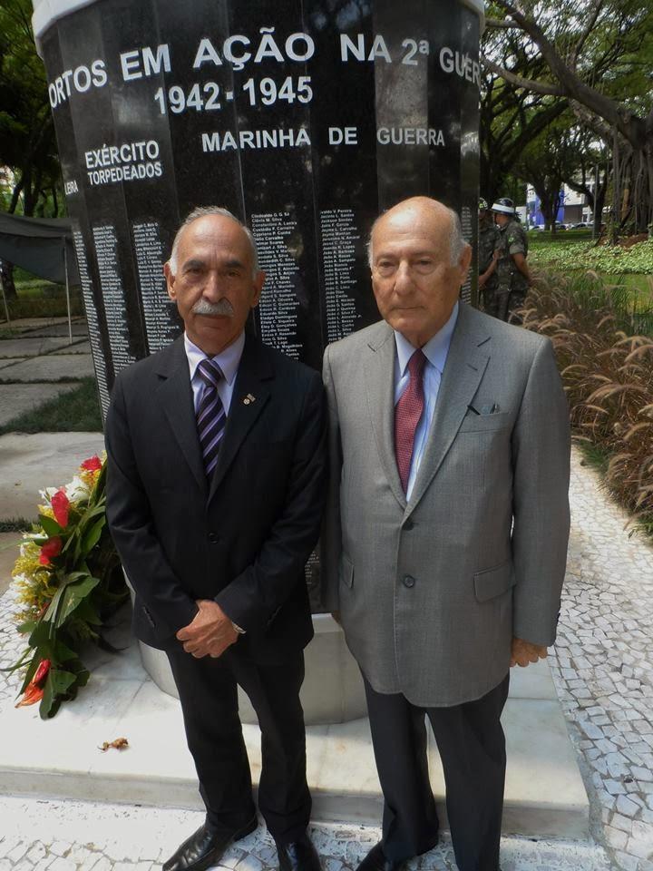 MEMÓRIAS DO VENTURA: IMAGENS DA CERIMÔNIA DO 69º ANIVERSÁRIO DA ...