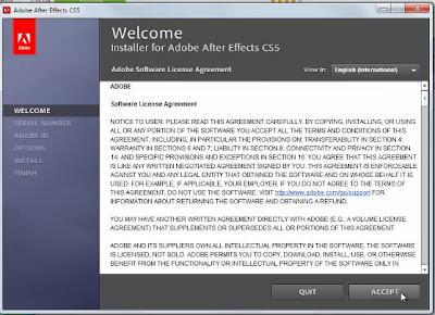 Buy Adobe After Effects CS5 key