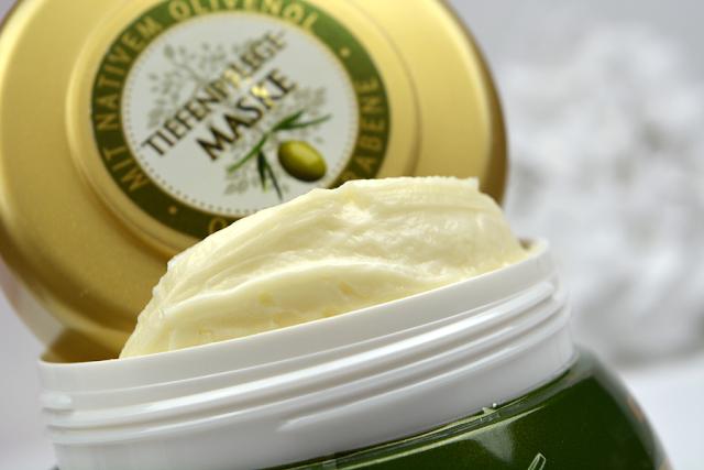 Garnier Wahre Schätze Mythische Olive Tiefenpflege Maske | Inhalt
