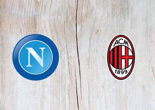 Napoli vs Milan -Highlights 12 July 2020