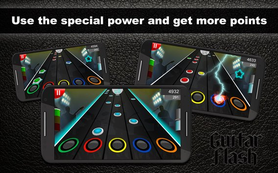 Download Guitar Flash MOD Apk v1.55 All Song Unlocked For Android