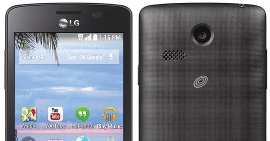 LG Lucky TracFone's First GSM Android Phone Now Available | Prepaid