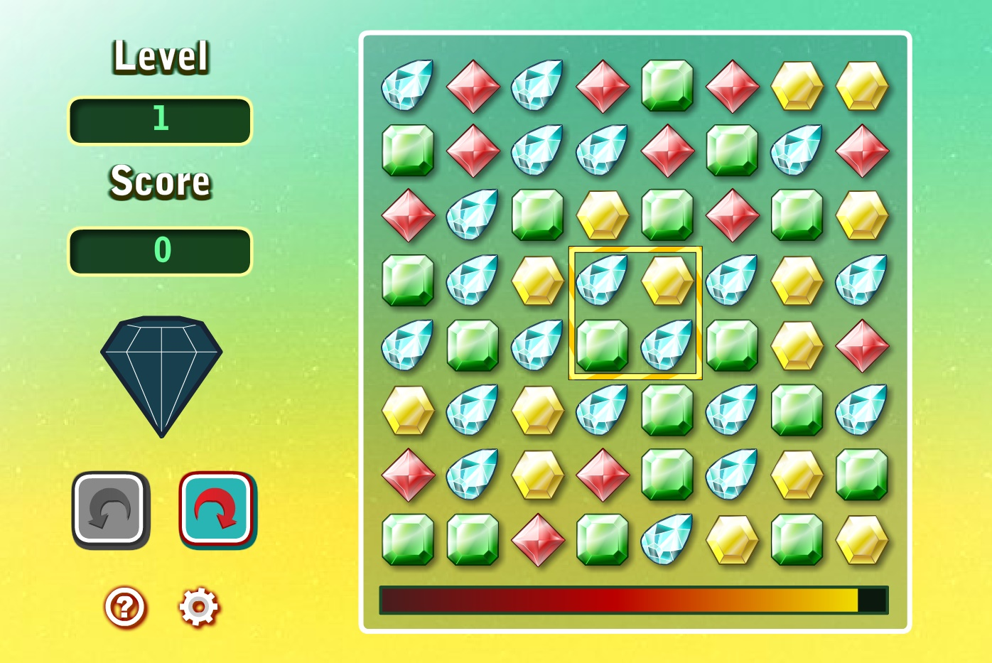 Gem Pop Play Free Online Game
