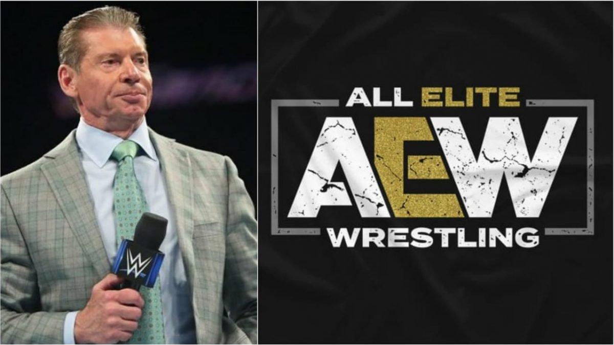 Vince McMahon não enxerga a AEW como concorrente