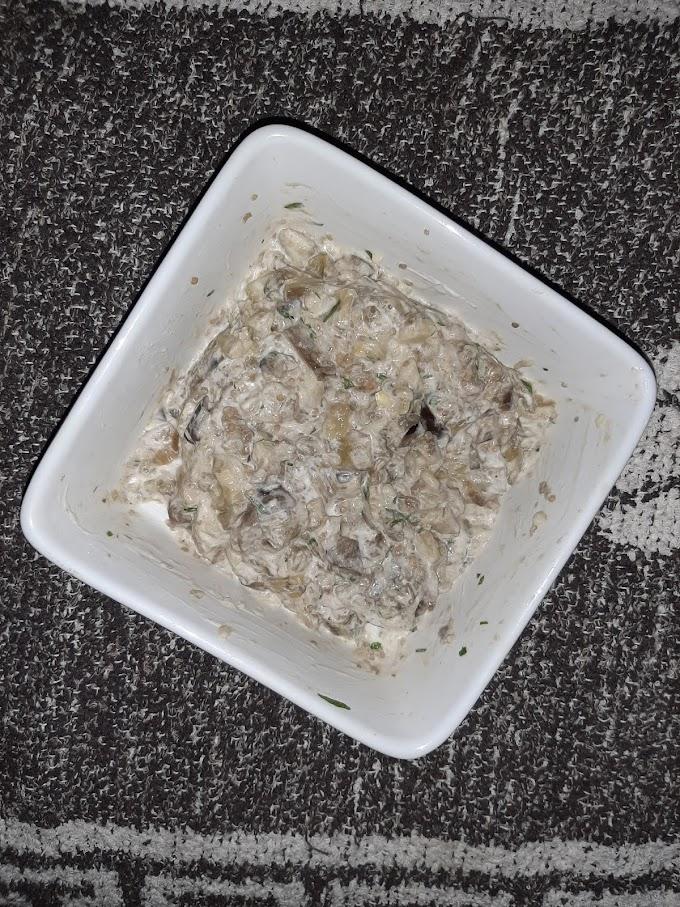 Salata Sa Patlidžanom