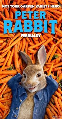 Sinopsis Film Peter Rabbit -  Kisah Seru Kelinci Nakal