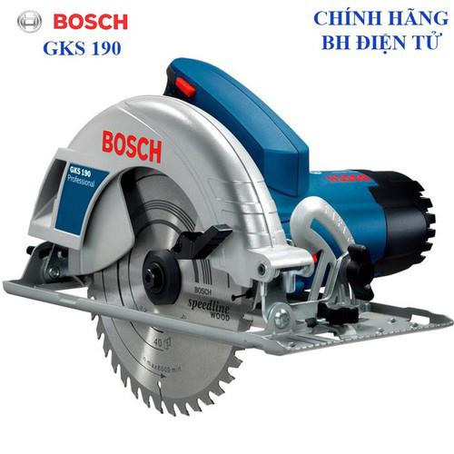 Máy cưa đĩa Bosch GKS 190 Professinal