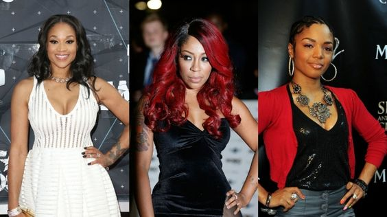 K. Michelle disses Mimi Faust and Rasheeda on 'F*ck Your Man' + Stream her new album here!