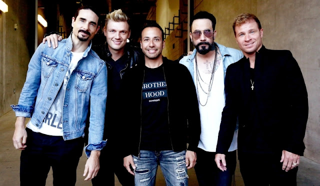 Video: Backstreet Boys - Don't Go Breaking My Heart