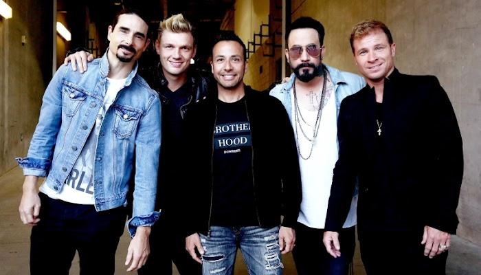 Video: Backstreet Boys - Don't Go Breaking My Heart