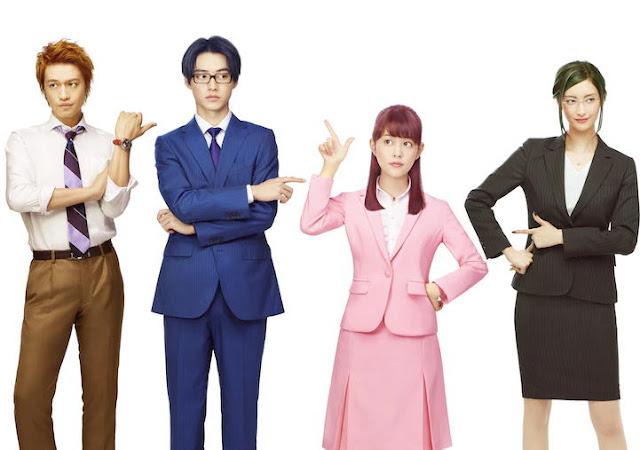 Inilah Teaser Video Wotakoi: Love is Hard for Otaku Live-Action Movie