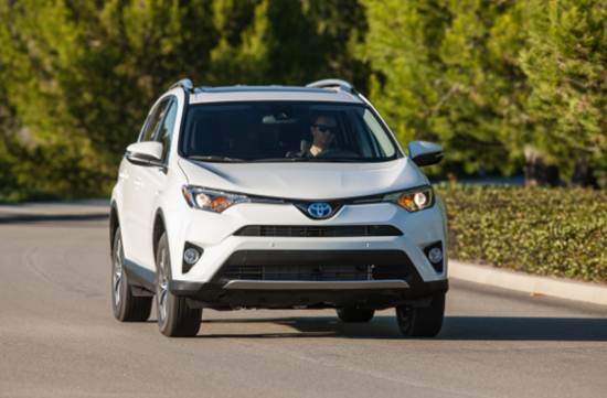 2017 Toyota Rav4 Hybrid Fuel Economy Reviews