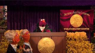 Telly, Sesame Street Episode 4411 Count Tribute season 44