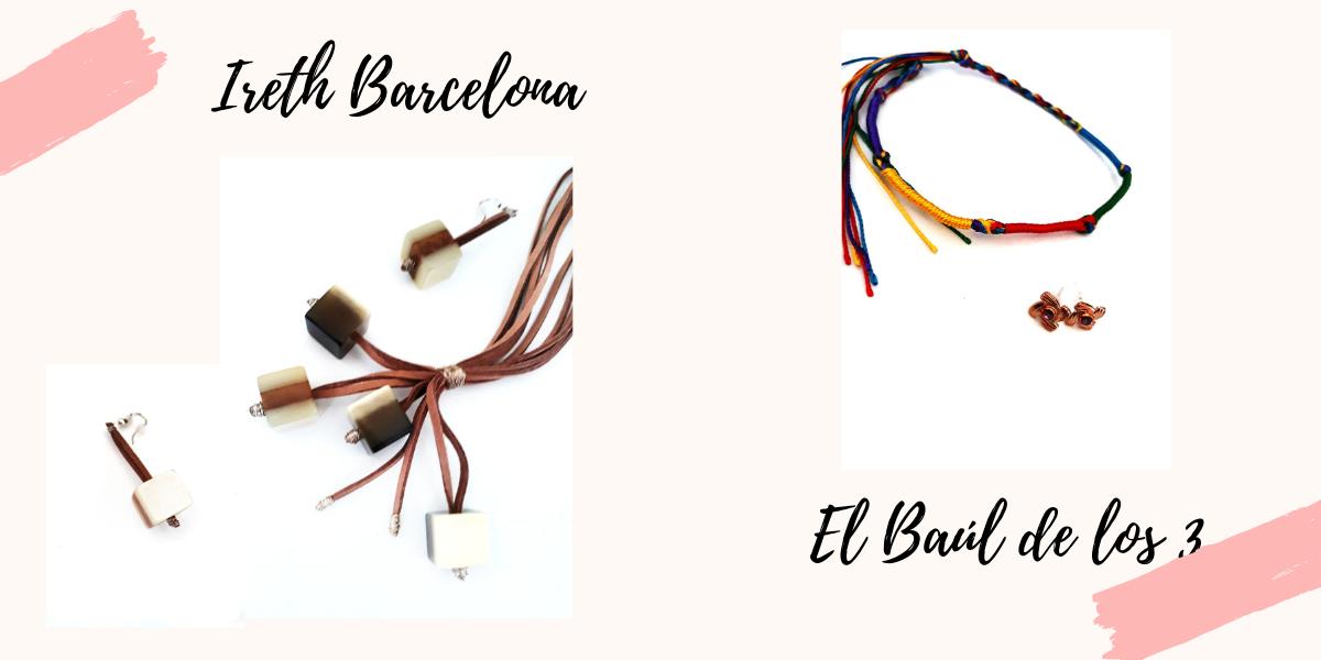 IRETH BARCELONA & EL BAÚL DE LOS 3