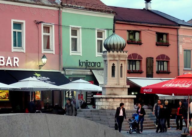 Tuzla Stari Grad (Old Town), Bosnia & Herzegovina