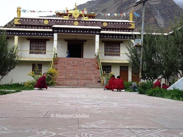 Tabo Monastery Education