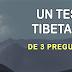 Este test tibetano de tan sólo 3 preguntas te dirá algo importante acerca de ti