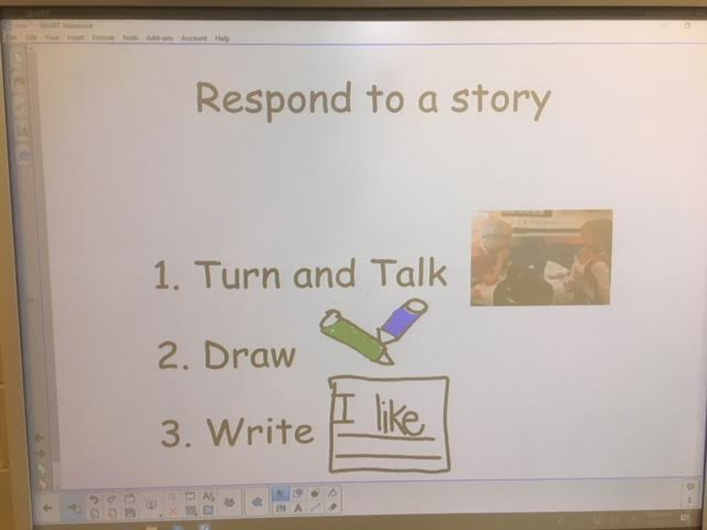 Responding To A Story