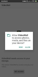 Cara Mengatur/Membuat Video Menjadi Wallpaper Android