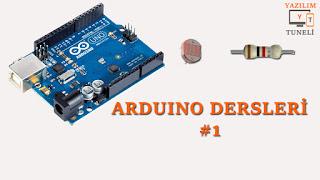 Arduino Dersleri 1