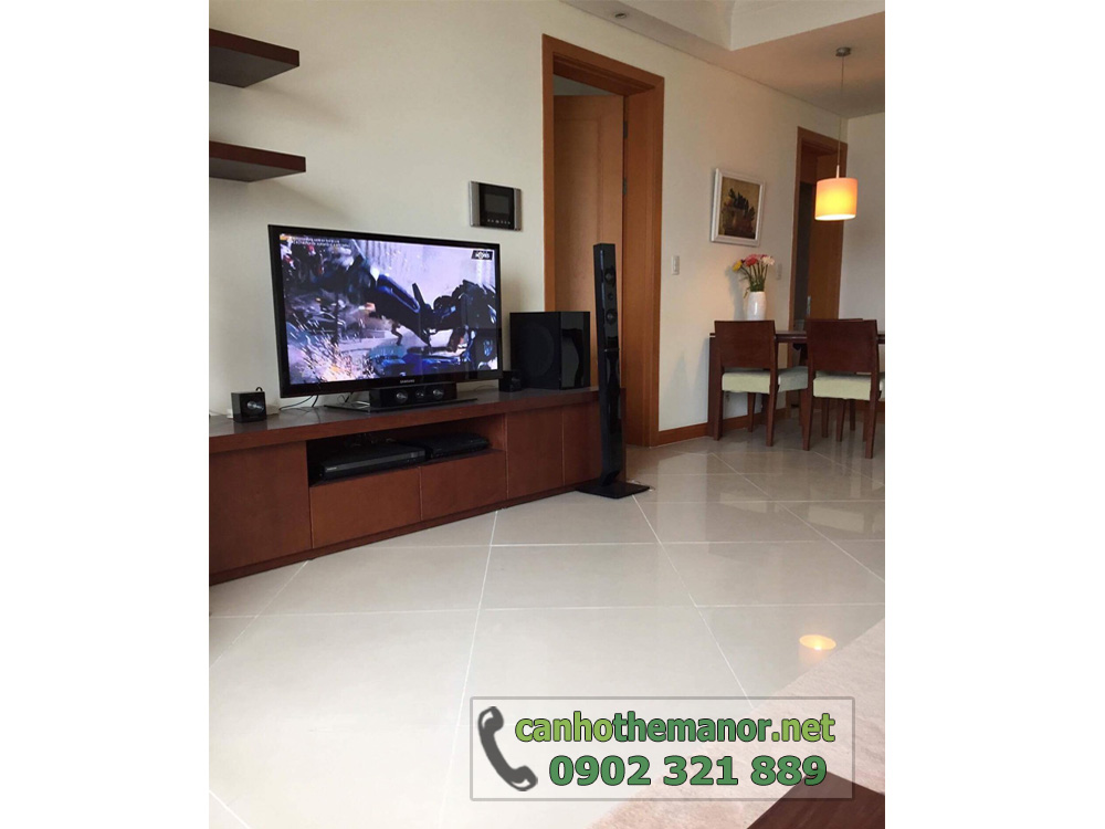 The Manor 1 Ho Chi Minh cho thuê căn hộ 2 phòng ngủ - hình 7