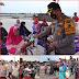 Sambut Bulan Suci Ramadhan 1442 H,Kapolres Pejuang Dhuafa Salurkan Bantuan Dari Kapolda Sumut Untuk Masyarakat Kurang Mampu Pesisir Pantai Timur