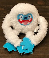 Yeti Hunt, snowman storytime