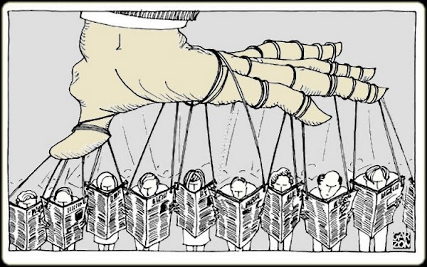 Las estrategias de manipulación masiva | por Noam Chomsky